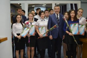 Лауреаты Премии Главы РК 2017