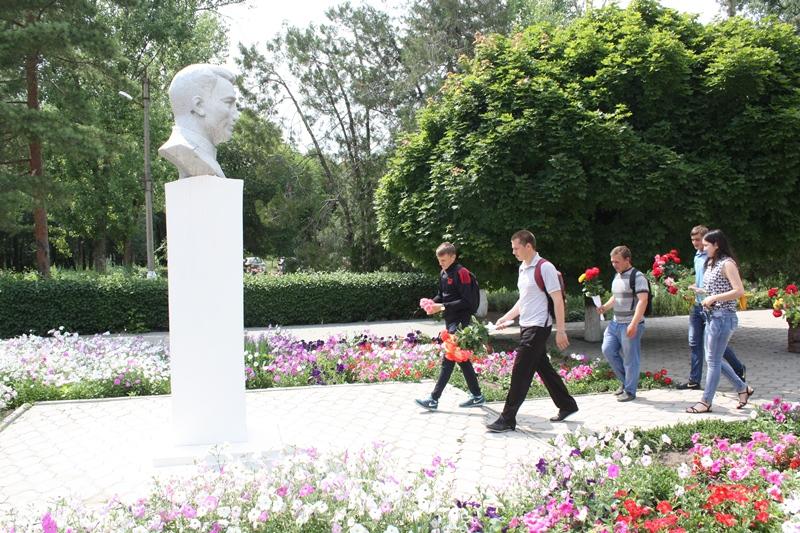 День памяти и скорби, приуроченный 76-летию начала Великой Отечественной войны