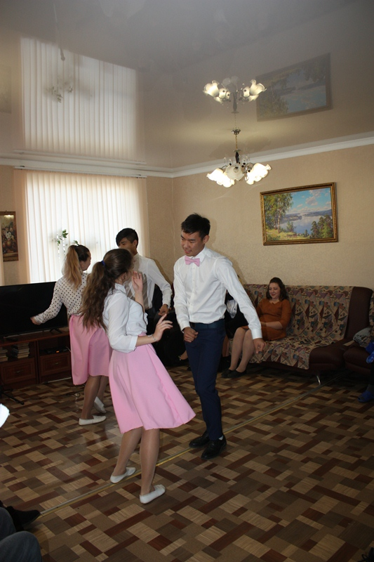 Благотворительный концерт в Городовиковском доме-интернате для престарелых и инвалидов