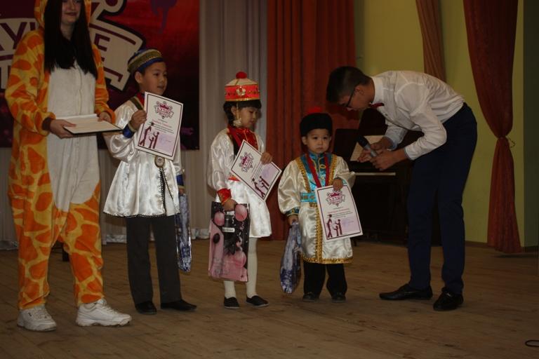 Детский конкурс талантов «Лучше Всех»