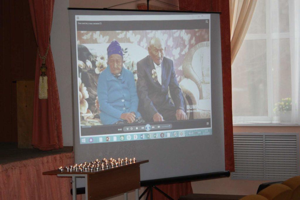 Просмотр фильма Сангаджи Тарбаева «Они смогли, и мы сможем»