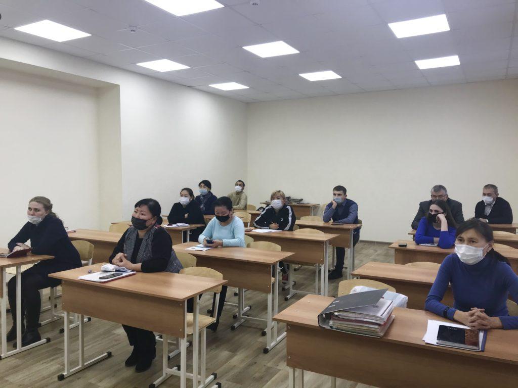 Заседание методической комиссии классных руководителей и руководителей дополнительного образования