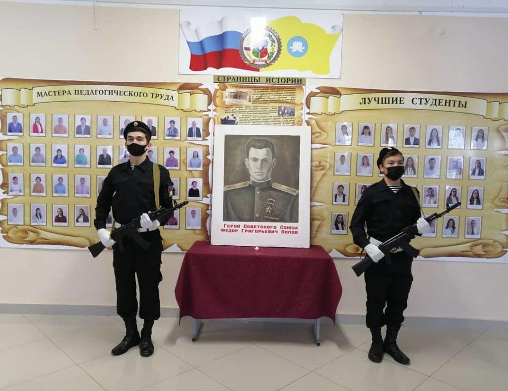 Федор Григорьевич Попов